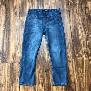 Liverpool Jeans Company Stretch Capri Jean